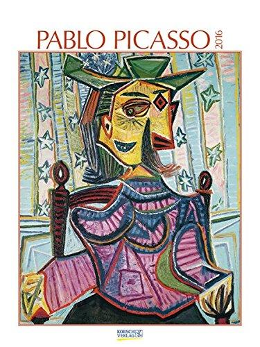 9783731806936: Pablo Picasso 2016. Kunst Gallery Kalender