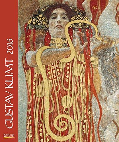 9783731807216: Gustav Klimt 2016. Kunst Art Kalender