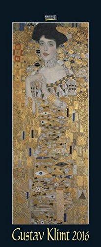 9783731807308: Gustav Klimt 2016: Kunst Vertikal Kalender