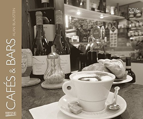 9783731807537: Cafes und Bars 2016. PhotoArt Classic Kalender