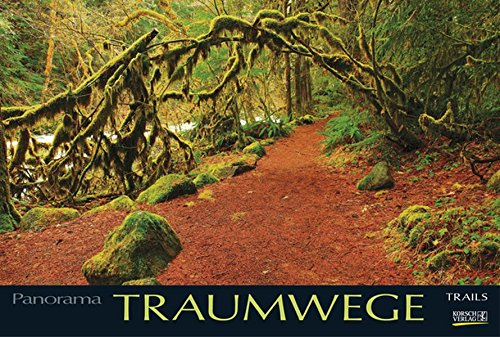9783731807858: Traumwege 2016. PhotoArt Panorama Kalender