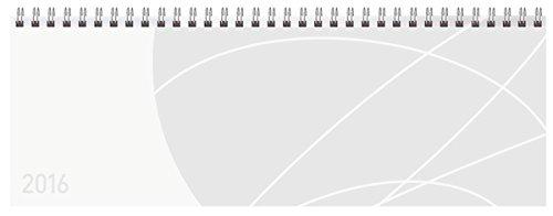 9783731810469: Tischquerkalender Professional Colourlux weiß 2016