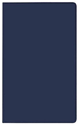 9783731810568: Taschenkalender Saturn Leporello PVC blau 2016