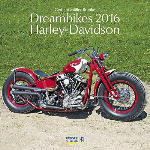 9783731811114: Dreambikes 2016: Broschürenkalender mit Ferienterminen