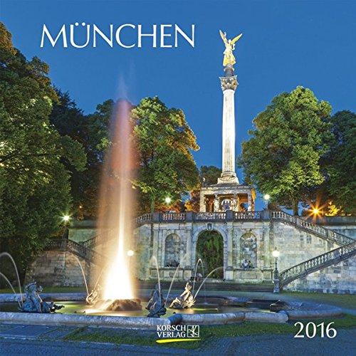 9783731811664: München 2016 Broschürenkalender