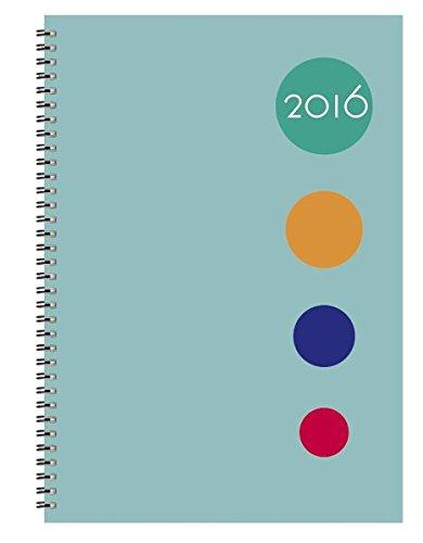 9783731812968: Rainbow grün L 2016 - Agenda