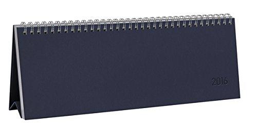 9783731813279: Tischkalender Professional Comfort dunkelblau 2016: aufstellbarer Tischkalender