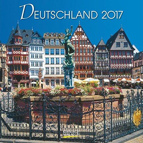 9783731814658: Deutschland 2017 Broschürenkalender