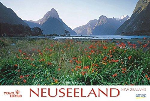9783731817901: Neuseeland 2017. PhotoArt Panorama Travel Edition