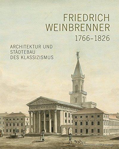 9783731902249: Friedrich Weinbrenner (1766-1826)
