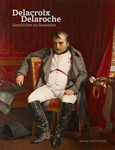 Eugène Delacroix & Paul Delaroche: Jan Nicolaisen