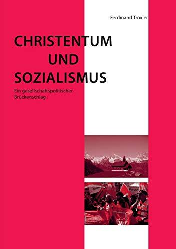 9783732201181: Christentum und Sozialismus: Ein Brückenschlag