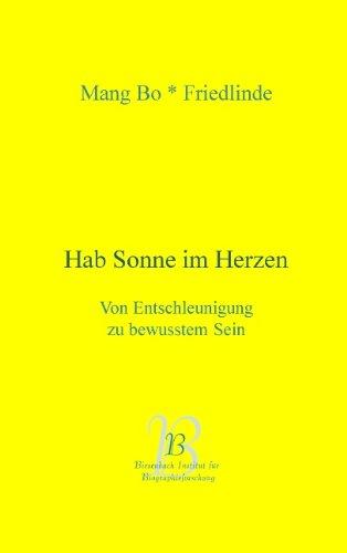 9783732227501: Hab Sonne Im Herzen