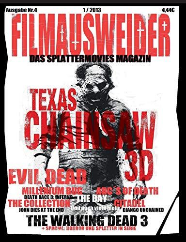 FILMAUSWEIDER - Das Splattermovies Magazin - Ausgabe: Port, Andreas