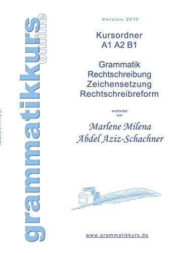 Kurs - Ordner: Marlene Abdel Aziz - Schachner