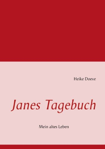 9783732239306: Janes Tagebuch (German Edition)