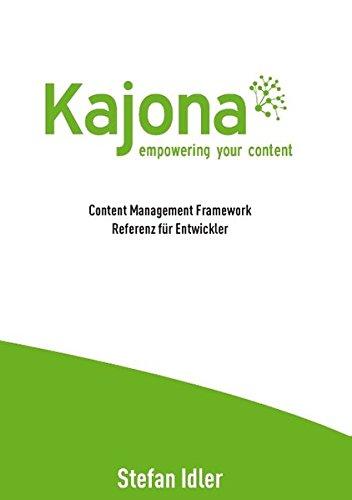 9783732240562: Kajona Content Management Framework