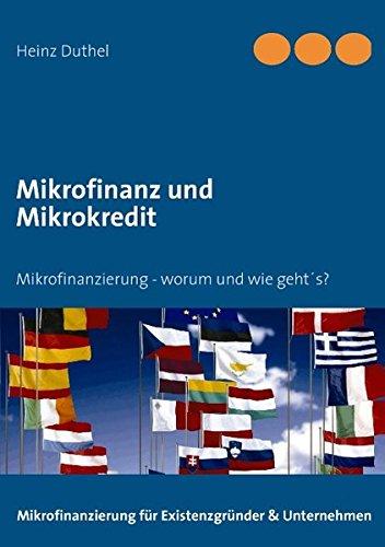 9783732241248: Mikrofinanz Und Mikrokredit