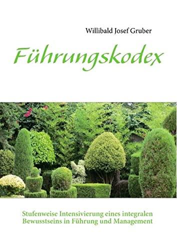 9783732242177: F�hrungskodex: Stufenweise Intensivierung eines integralen Bewusstseins in F�hrung und Management