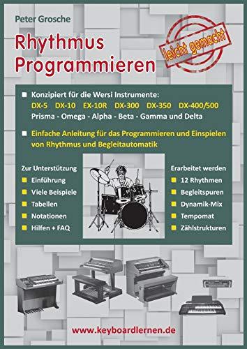 Rhythmus Programmieren Leicht Gemacht: Peter Grosche