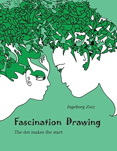 9783732286881: Fascination Drawing: It starts with a dot