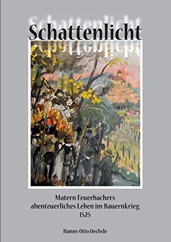 9783732289783: Schattenlicht (German Edition)