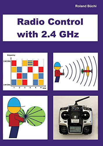 9783732293407: Radio Control with 2.4 GHz