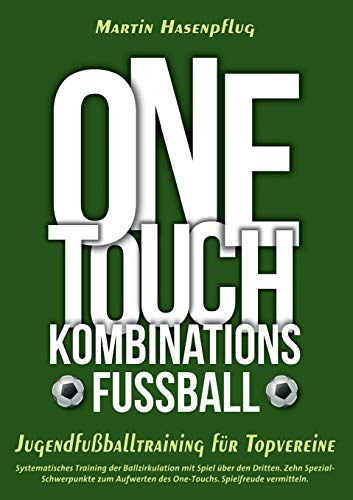 One-Touch-Kombinationsfussball: Martin Hasenpflug