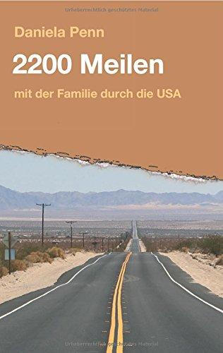 9783732308323: 2200 Meilen (German Edition)