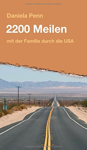 9783732308330: 2200 Meilen (German Edition)