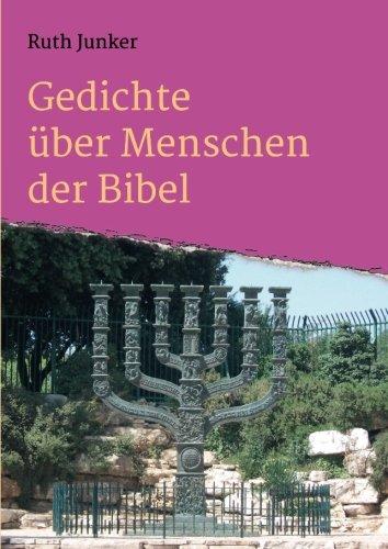 9783732310661: Gedichte über Menschen der Bibel