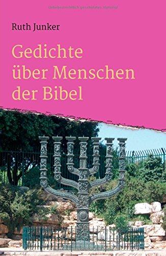 9783732310678: Gedichte über Menschen der Bibel