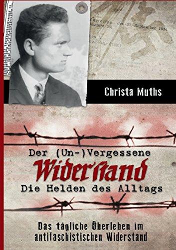 9783732318391: Der (Un-)Vergessene Widerstand (German Edition)