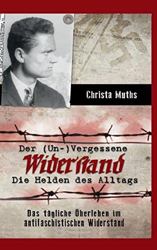 9783732318407: Der (Un-)Vergessene Widerstand (German Edition)
