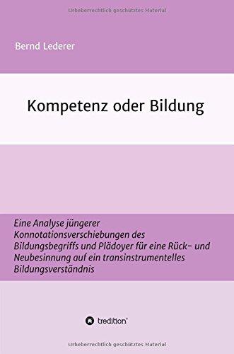 9783732322169: Kompetenz oder Bildung (German Edition)