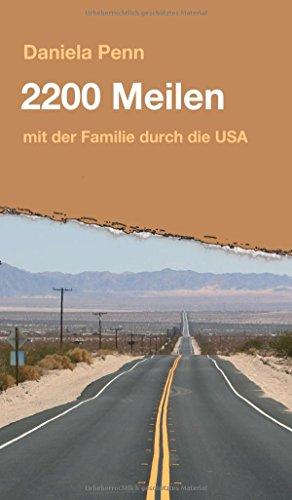9783732355945: 2200 Meilen (German Edition)