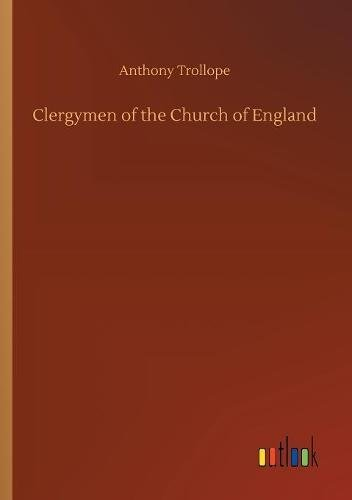 9783732634552: Clergymen of the Church of England