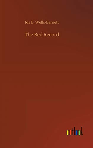 9783732648436: The Red Record
