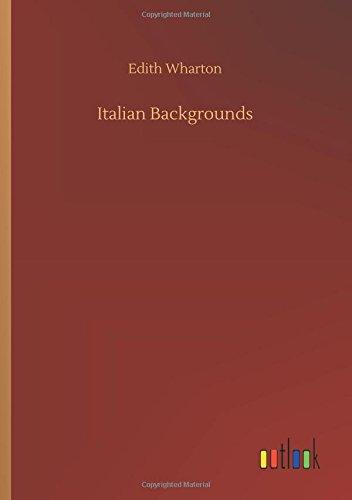 9783732652389: Italian Backgrounds