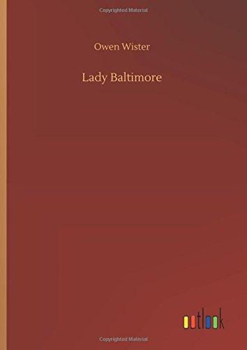 9783732662524: Lady Baltimore