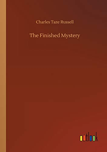 9783732674770: The Finished Mystery