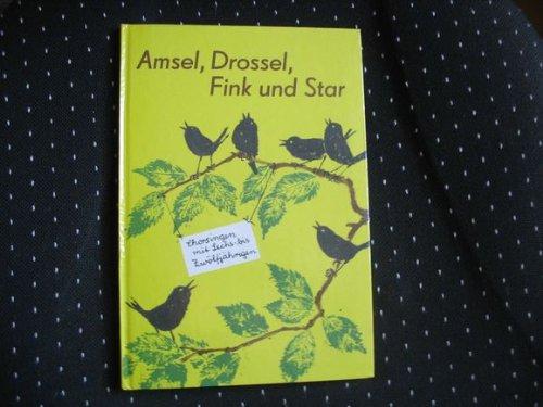 Amsel, Drossel, Fink und Star,: Christian Lange