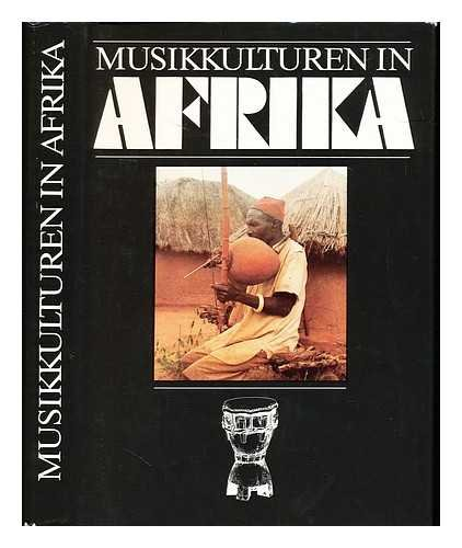 Musikkulturen in Afrika (German Edition): Stockmann, Erich