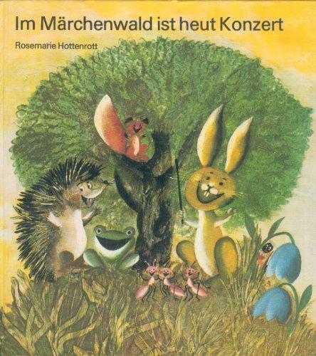 9783733300173: Im Märchenwald ist heut Konzert