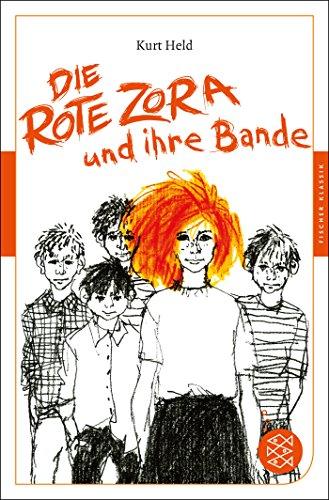 9783733500917: Die rote Zora und ihre Bande: Fischer Klassik