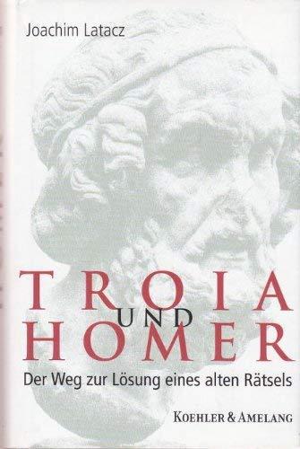 9783733802295: Troia und Homer.