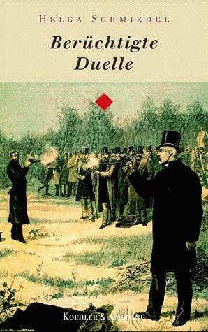 9783733802387: Berüchtigte Duelle
