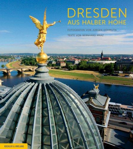 9783733803735: Dresden aus halber Höhe