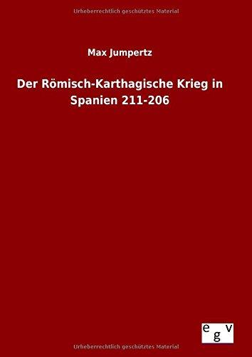 9783734004414: Der Römisch-Karthagische Krieg in Spanien 211-206