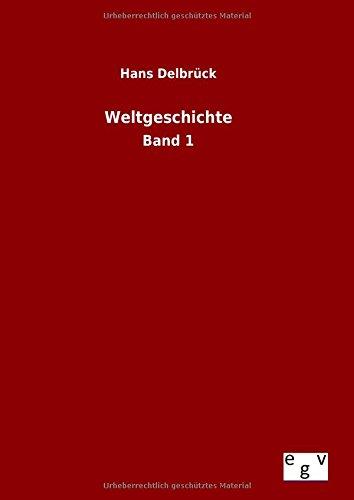 9783734007231: Weltgeschichte (German Edition)